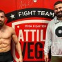 Zápasníci SFG v UFC: Lajoš Klein a Martin Buday